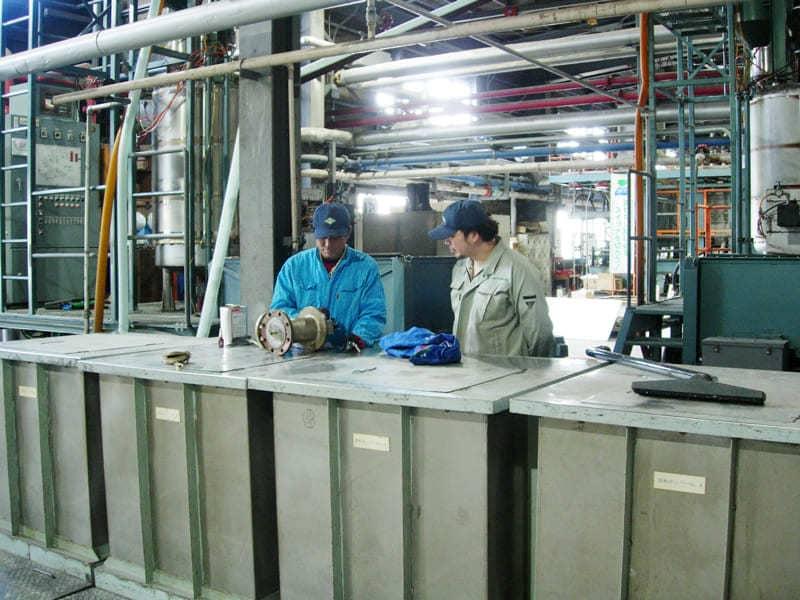 EPS工場