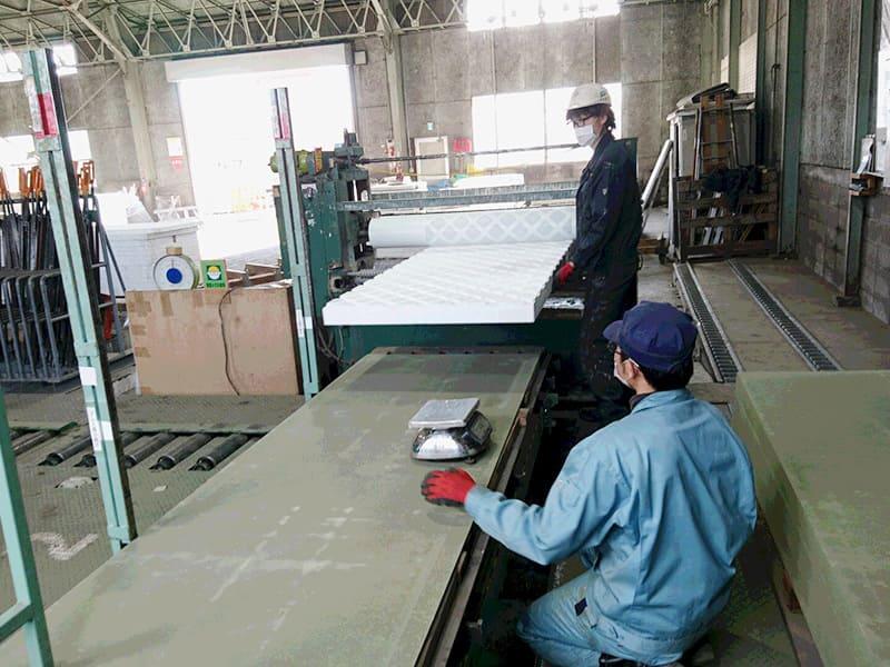 複合材工場