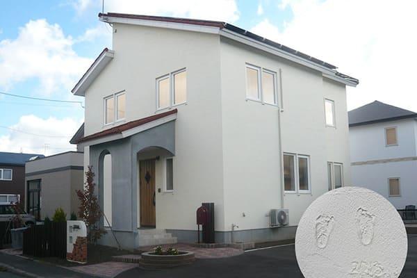 おしゃれなデザインの家3